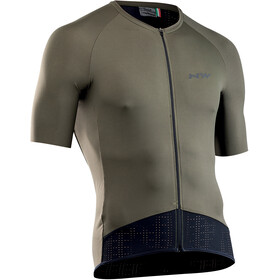 Northwave Essence Maillot manches courtes Homme, forest green